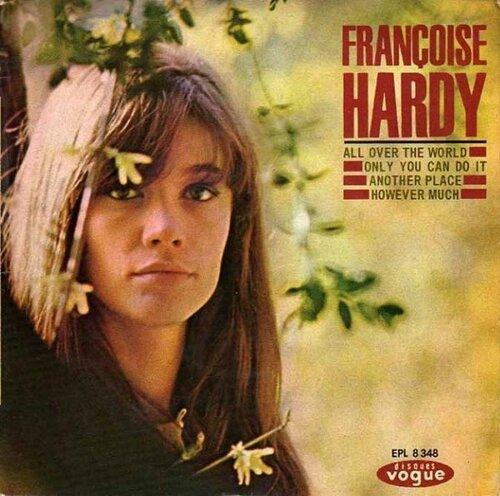 Françoise Hardy en anglais