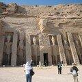 Temple de Néfertari Abou Simbel 122