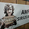Amphi Sirius Black