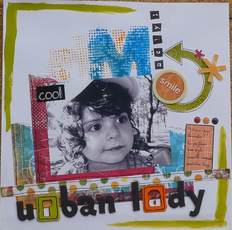 urban lady- juin 2008