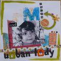 album de scrap Maëlys