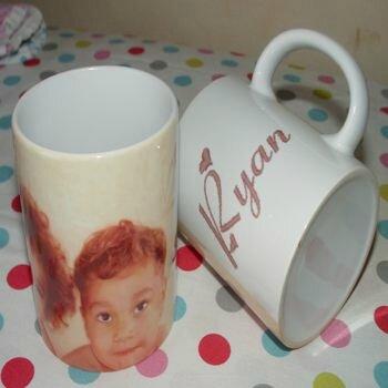 Mug personnalisée ENFANT