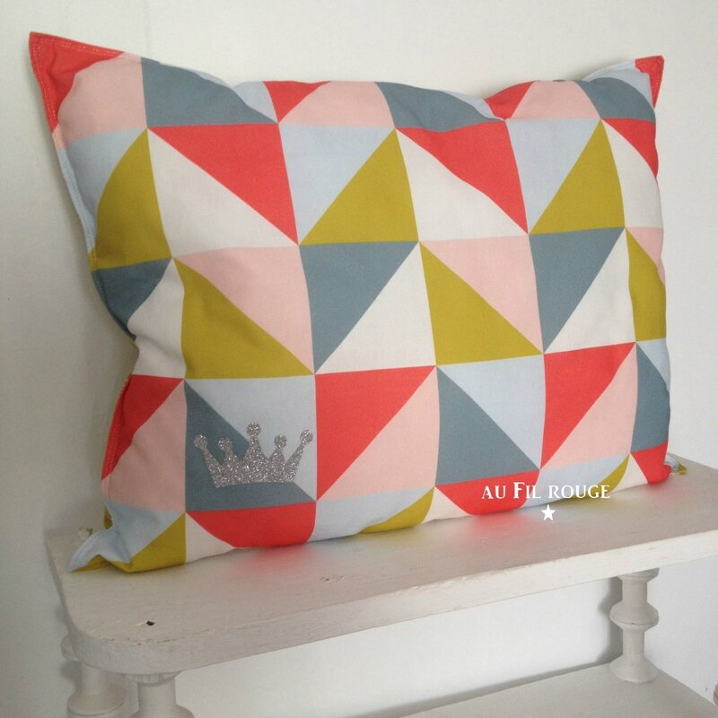 Coussin JF