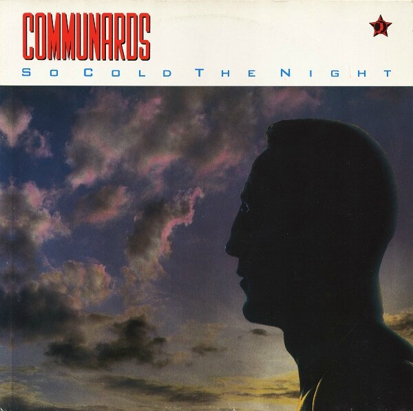 "The Communards - So Cold The Night (original 12"" sleeve)"