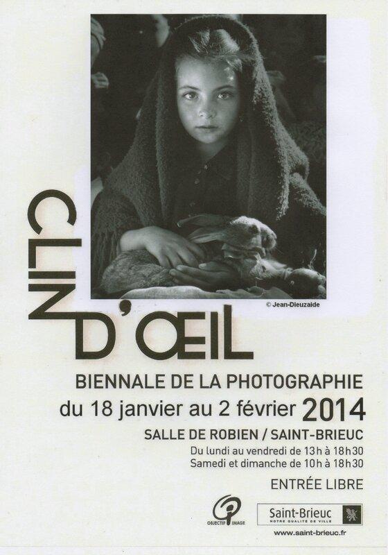 Affiche CLIN D'OEIL 2014