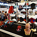 Expo costumes - corsets