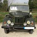 Gaz am69 4x4 1952