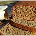 Dutch sweet bread/ontbijtkoek - daring bakers' december, 2014 challenge