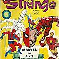 BD - Strange couverture0001