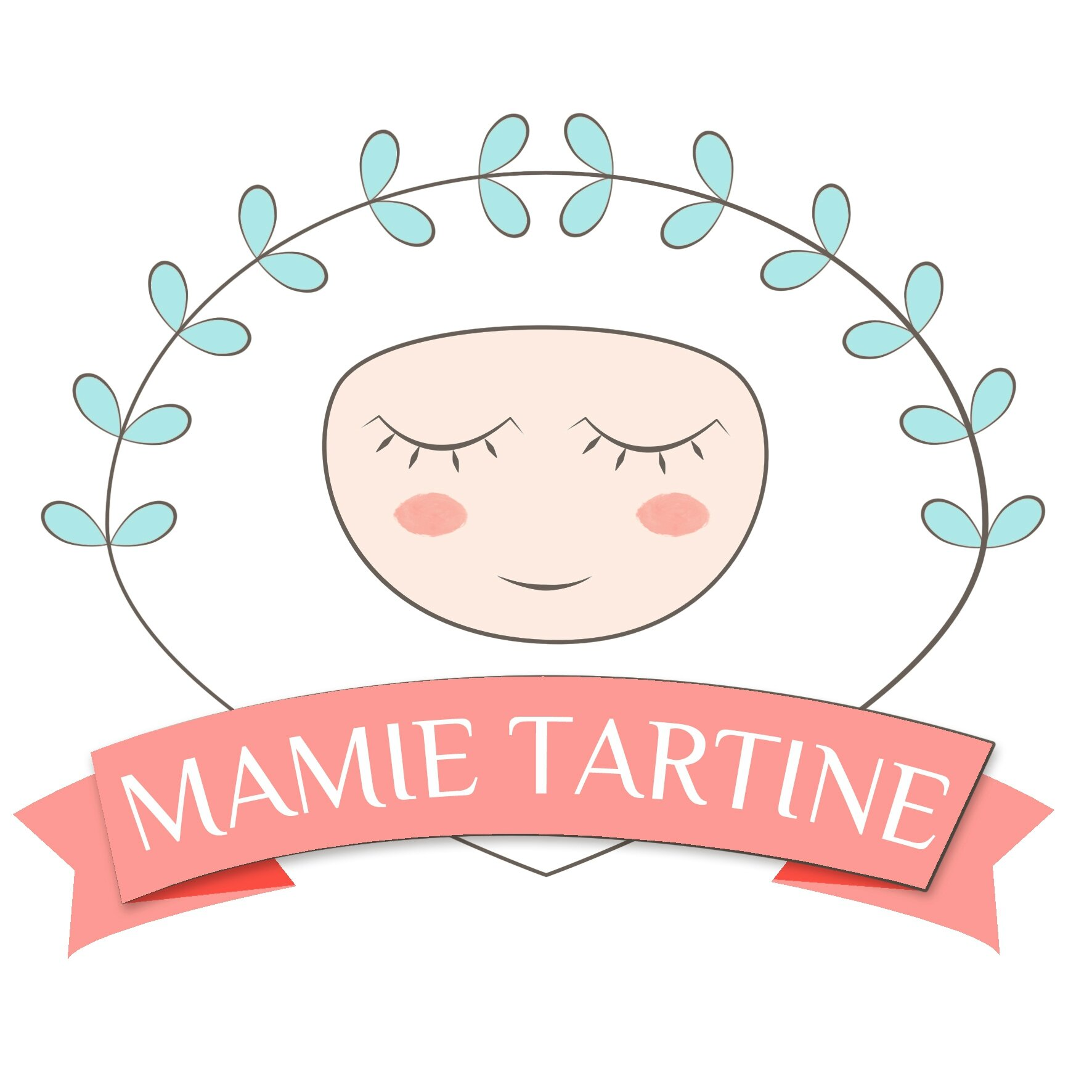 logo grand mamie tartine