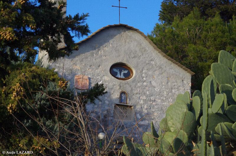 Chapelle Saint-Aubert de Nice AL