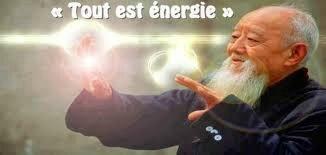 """RIEN N'EST SOLIDE """"TOUT EST ENERGIE"""""""