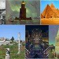 صور عجائب الدنيا السبعة