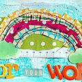 Color your world #4 challenge octobre
