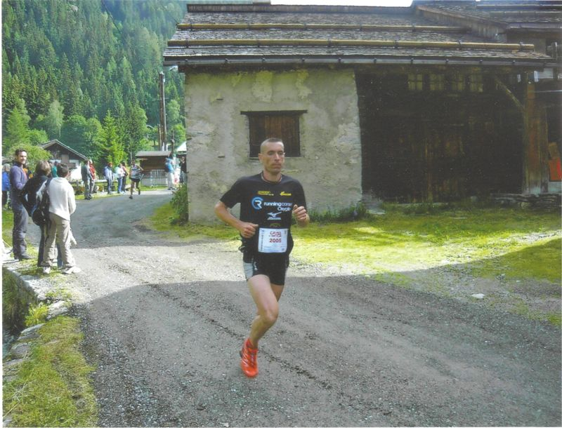 cross mt-blanc 2009