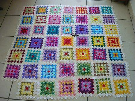 confetti quilt 48 blocs (2)