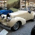Bugatti type 36 roadster de 1931 (Cité de l'Automobile Collection Schlumpf à Mulhouse) 01