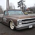 Chevrolet c-10 2door pick-up