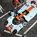 Diorama porsche 917k jwa michael delaney