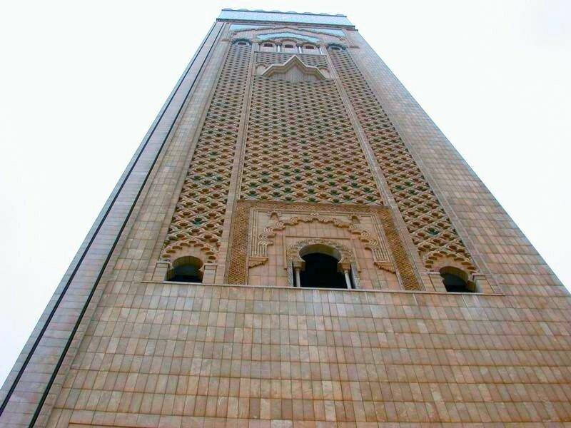 Mosquee hassan2 (Minaret)