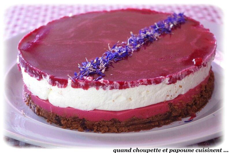bavarois fruits rouges mousse chocolat blanc-7174