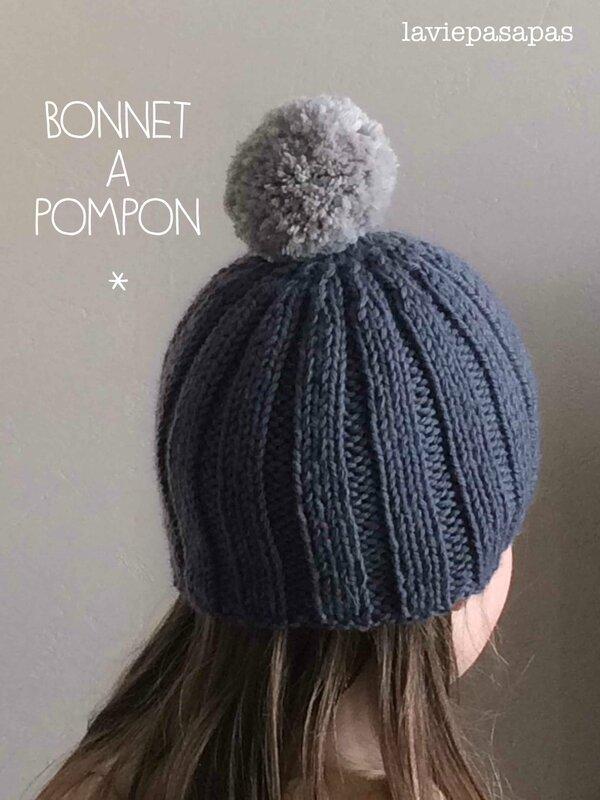 laviepasapas_bonnet pompon