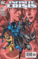 infinite crisis 05 jim lee cover