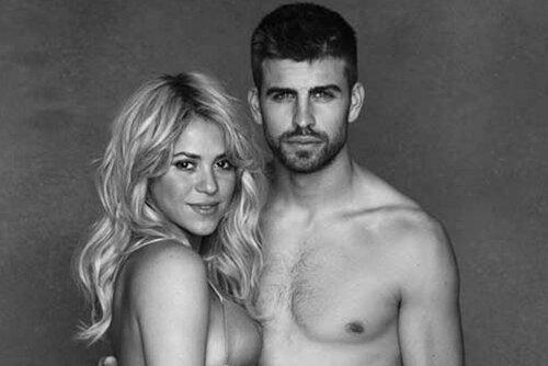 Gérard Piqué - Shakira