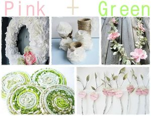 best of 2011 green and pink