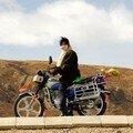 Autour du lac de Qinghai