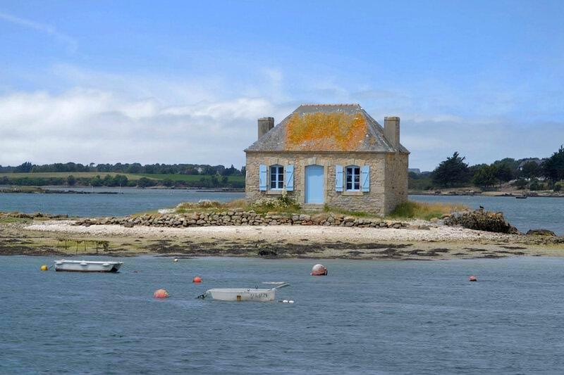 l'île Saint Cado : et ses légendes