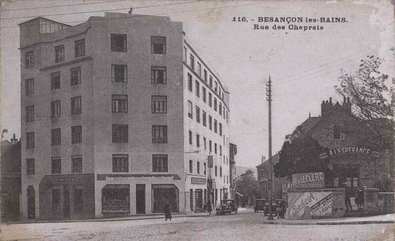 maison de paille 30 août 1931