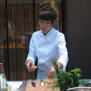 Cuisine Attitude Chef Elsa (3) J&W
