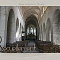 Abbaye de baume-les-messieurs (jura)