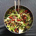 Salade césar pour bien savourer l'été