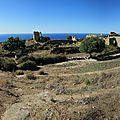 Village abandonné Occi Corse Panoramique Mo2 6-h1080