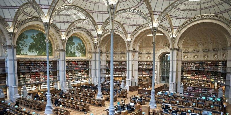 Bibliothèque nationale Richelieu (Paris)
