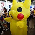 Pikachu chez les fanzines