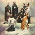 Litanies des saints et bienheureux de la compagnie de jésus