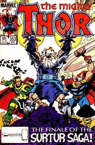 mighty thor 1966 353