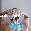 La douche, a contrario