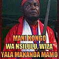 Kongo dieto 4189 : le pays de baluba est le sud kasai et non pas kinshasa et le kongo central !