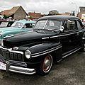 Mercury eight coupe sedan, 1947 à 1948