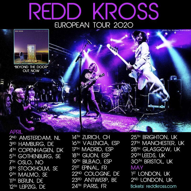 ReddKross-EU-Tour2020