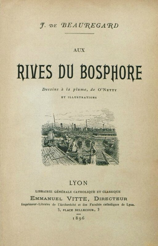 Aux rives du Bosphore (3) - 1