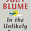 In the unlikely event (judy blume)