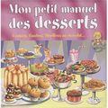 Manuel des desserts