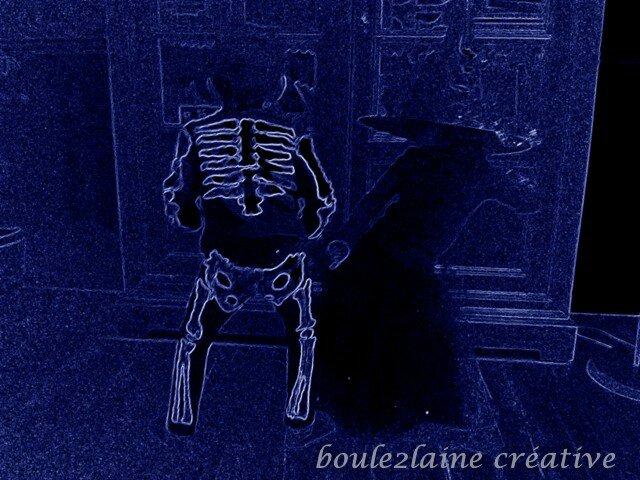 deguisement squelette et sociere T&N ottobre