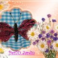 Papillon Rose noir Blog