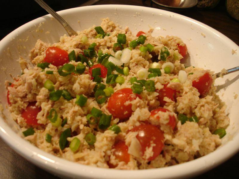 salade de riz thon fenouil la cuisine sans lactose. Black Bedroom Furniture Sets. Home Design Ideas